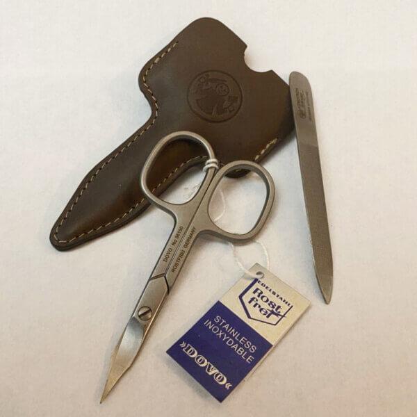 Dovo cuticle scissors