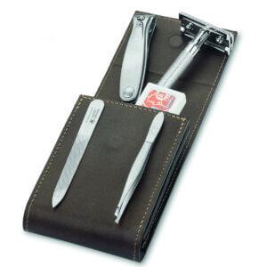 Dovo Merkur Manicure and Shaving Set