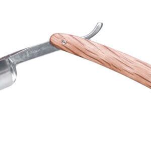 Dovo Straight Razor, Spanish Oak Wood