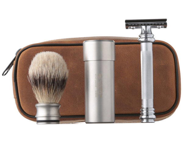 Dovo Travel Shaving Set