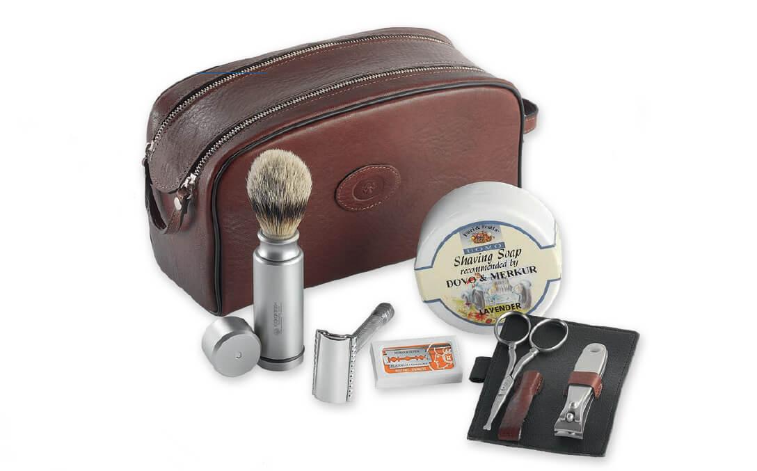 Dovo Travel Shaving set